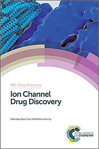 Ion Channel Drug Discovery 1 ED Vol 39 by Brian Cox 1849731861 US ED FBS