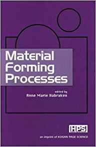 Material Forming Processes by Anne Marie Habraken 1903996333