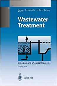 Wastewater Treatment 3 ED by Erik Arvin 3642075908