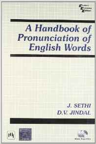 A Handbook of Pronunciation of English Words 1e 8120306708 Sethi