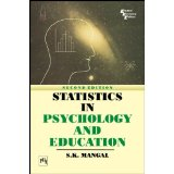 Statistics in Psychology and Education 2e 8120320883 Mangal