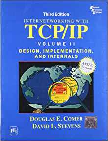 Internetworking with TCP IP 3 ED Vol II by Douglas E Comer 8120322851