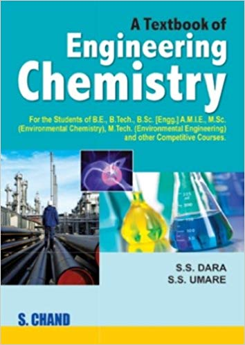 A Textbook of Engineering Chemistry by S S Dara 8121903599