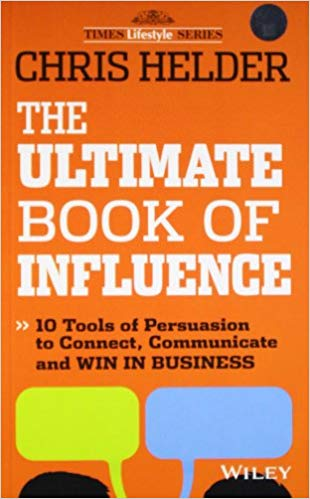 The Ultimate Book of Influence 1 ED by Chris Helder 8126544147