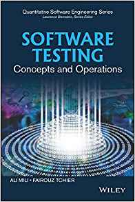 Software Testing 1 ED by Ali Mili 8126557567