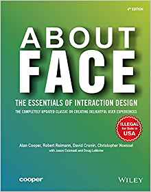 About Face 4 ED by Alan Cooper 8126559713