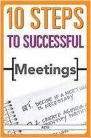10 Steps to Successful Meetings 1 ED by Astd 8131515028