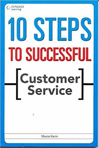 10 Steps to Successful Customer Service 1 ED by Kamin 8131515087