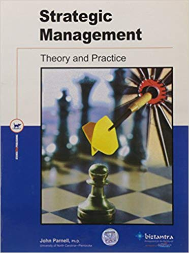 Strategic Management 1 ED by John Parnell 8177223747
