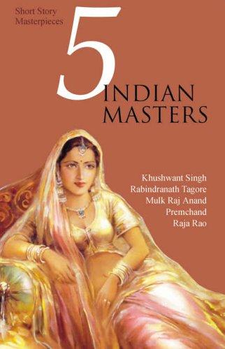 5 Indian Masters 1 ED by Rabindranath Tagore 8179922170