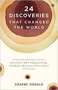24 Discoveries that Changed the World by Graeme Donald 8184958390