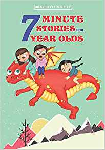 7 Minute Stories for 7 Year Olds by Anthology 9352755723 US ED FBS
