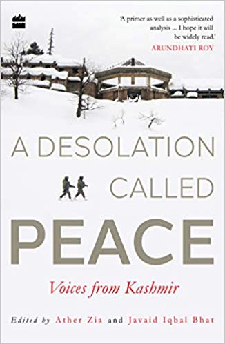 A Desolation Called Peace 1 ED by Ather Zia 9353570050 US ED FBS