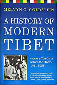 A History of Modern Tibet Vol 2 by Melvyn C Goldstein 9381406049