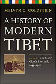 A History of Modern Tibet Vol 3 by Melvyn C Goldstein 9381406383