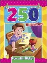 250 Activities Vol 1 by Little Pearl 9382822410 US ED