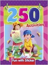 250 Activities Vol 3 by Little Pearl 9382822437 US ED
