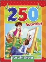 250 Activities Vol 4 by Little Pearl 9382822445 US ED