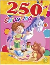 250 Colouring Vol 1 by Little Pearl 9382822879 US ED