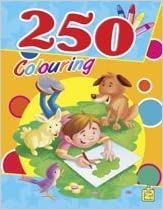 250 Colouring Vol 3 by Little Pearl 9382822895 US ED