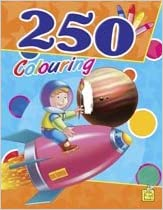 250 Colouring Vol 4 by Little Pearl 9382822909 US ED