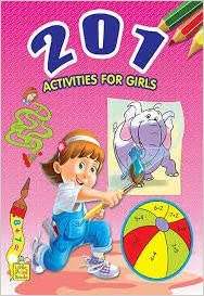 201 Girls Activities by Little Pearl 9383267836 US ED