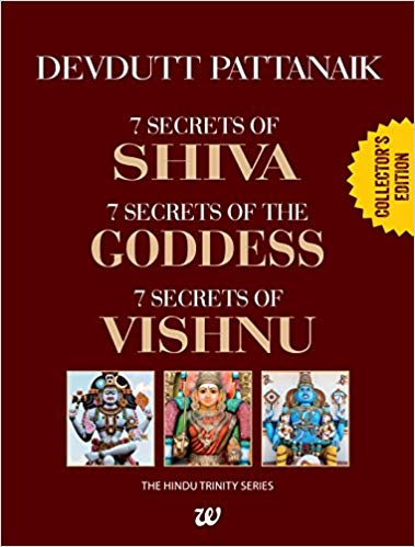 7 Secret of Shive 7 Secret of the Goddess 7 Secret of Vishnu by Pattanaik D 9385152378