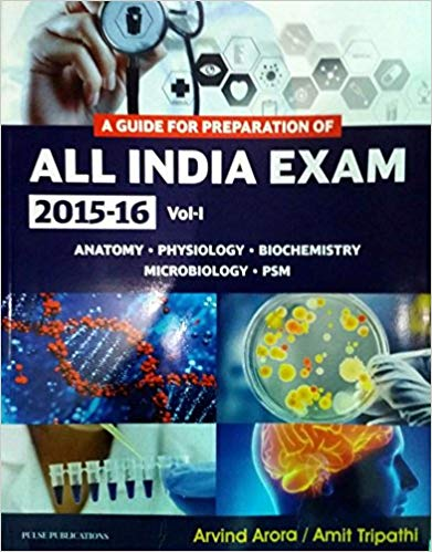 A Guide for Preparation of all India Exam 2015 to 16 1 ED Vol 1 938572214X