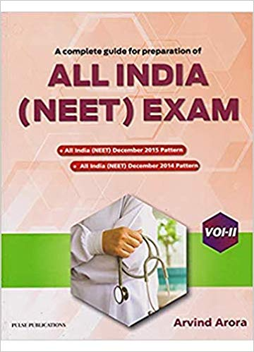 A Complete Guide for Preparation of All India Vol 2 by Arvind Arora 9385722662