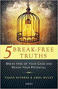 5 Break Free Truths by Vijaya Suvarna 9386348489