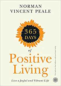 365 Days of Positive Living by Norman Vincent Peale 9387944069
