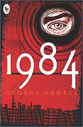 1984 by George Orwell 9389053730 US ED FBS