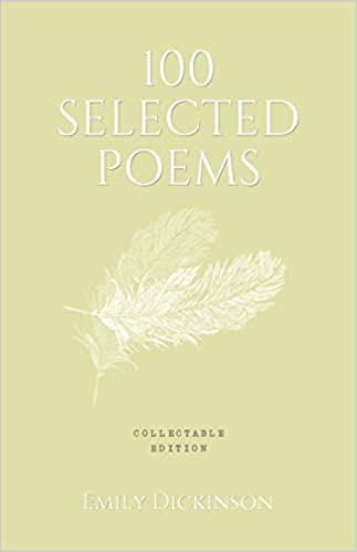100 Selected Poems by Emily Dickinson 9389717590 US ED