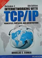 Internetworking with TCP IP 6e Vol 1 9780136085300 Comer