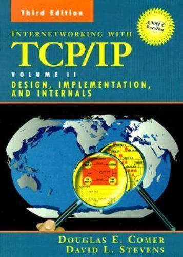 Internetworking with TCP IP 3 ED Vol 2 by Douglas E Comer 9780139738432