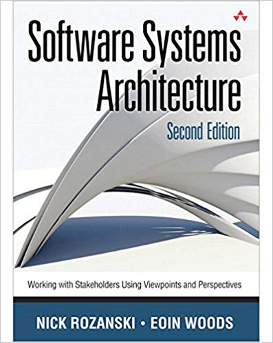 Software Systems Architecture 2 ED by Nick Rozanski 9780321718334