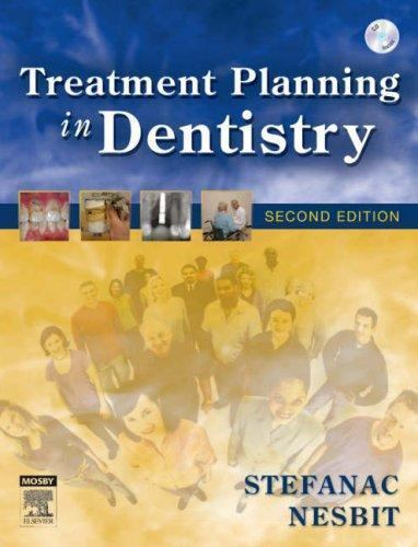 Treatment Planning in Dentistry 2 ED by Stephen J Stefanac 9780323036979