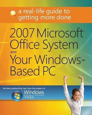 2007 Microsoft Office System and Your Windows Based PC 1 ED 9780735626638