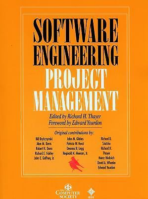 Software Engineering Project Management 2 ED by Edward Yourdon 9780818680007
