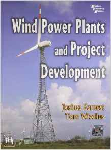 Wind Power Plants and Product Development 1e 9788120339866