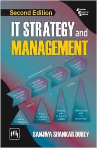 It Strategy and Management 2e 9788120342217 Dubey