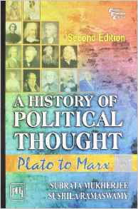 A History of Political Thought 2e 9788120343894 Ramaswamy