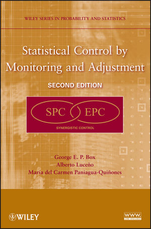 Statistical Control by Monitoring and Adjustment 2 ED by Del Carmen 9788126547210