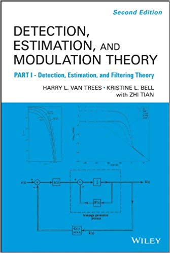 Detection Estimation and Modulation Theory Part 1 2 ED by Henry L Trees 9788126560233
