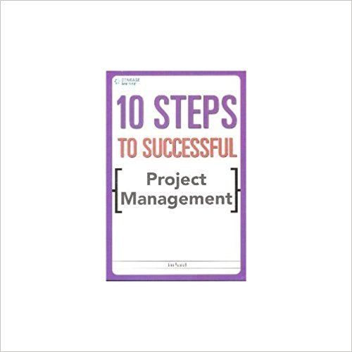 10 Steps to Successful Project Management 1 ED by Lou R 9788131515136
