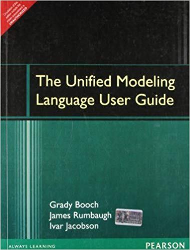 The Unified Modeling Language User Guide 1 ED by Grady Booch 9788177583724