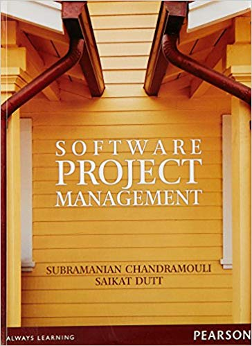 Software Project Management 1 ED by Chandramouli 9789332542143