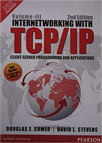 Internetworking with TCP IP 2 ED Vol 3 by Stevens Comer 9789332549876