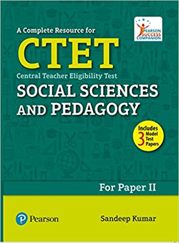 A Complete Resource for CTET 1 ED by Sandeep Kumar 9789332577428