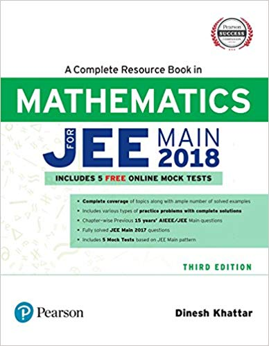A Complete Resource Book in JEE Main 2018 Mathematics 3 ED 9789332586413